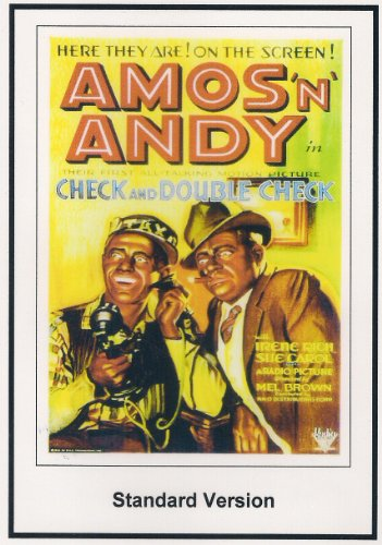 Amos 'N' Andy Check and Double Check 1930