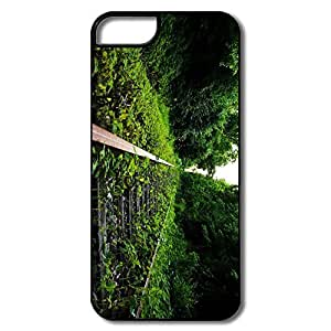 Vintage Green Forest Case For IPhone 5/5s