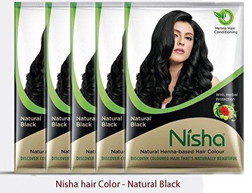 natural black dye - 5
