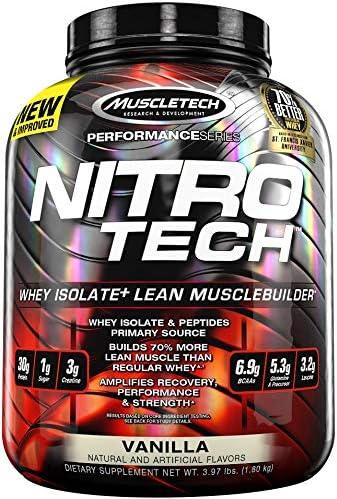 Muscletech Performance Series Nitro-Tech Lucky Marshmallow - 1800 gr