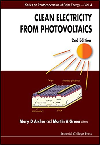 Clean Electricity from Photovoltaics