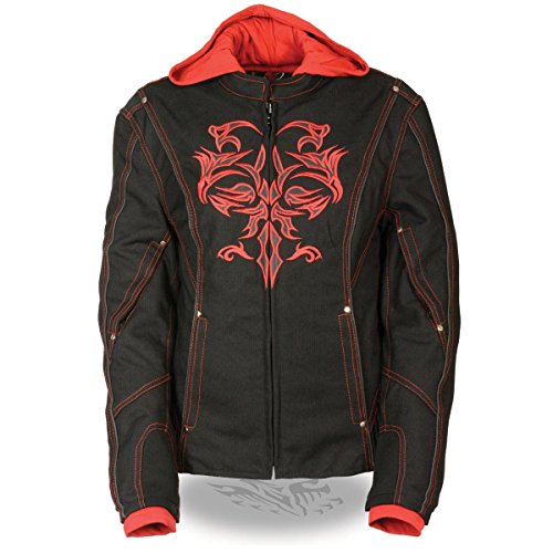 Xelement Textile Womens Motorcycle Jacket