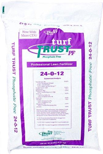 Turf Trust Starter 24-0-12 31.2lb