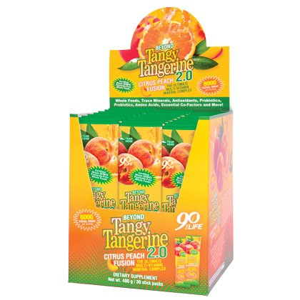 Beyond Tangy Tangerine 2.0 30 Stick Packs