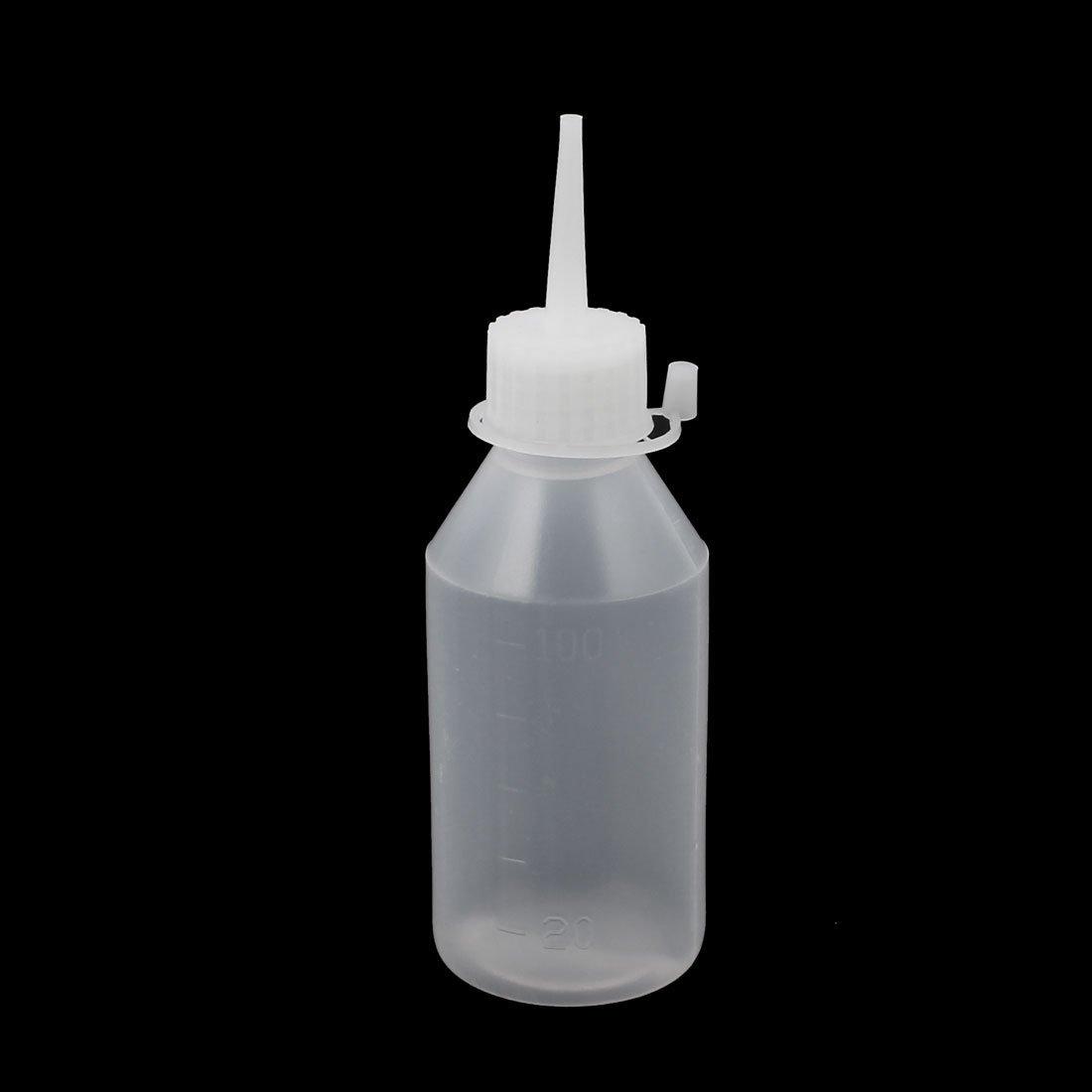 DealMux YH-2L plástico Laboratório Cozinha Squeeze Bottle Dispenser 100ML 3 Pcs: Amazon.com: Industrial & Scientific
