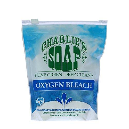 Charlie's Soap - Non-Chlorine Oxygen Bleach - 2.64 - Oxygen Powdered Bleach