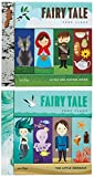 Fairy Tale Collection Sticky Flags Tabs Tape Flags Page Flags by Girl of All Work - Two Packs