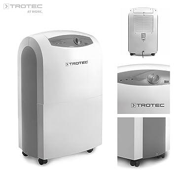 Super TROTEC TTK 100 S Déshumidificateur (30 l/j) pour 90 m² max  SF53