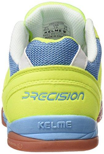 Vert En Precision Football Salle Homme De Chaussures Kelme Jaune Citron wzdtgIq7