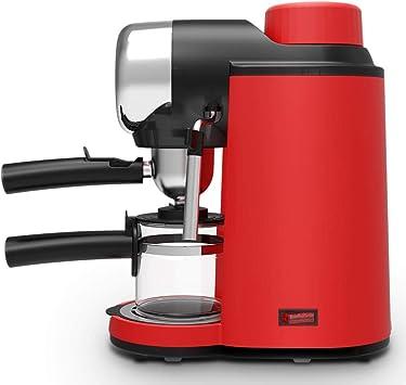 Dmwd 240ml espresso cafetera cafetera electrica matcha latte cappuccino espumantes de leche automatico espumador de leche, Red 220V, UE: Amazon.es: Hogar