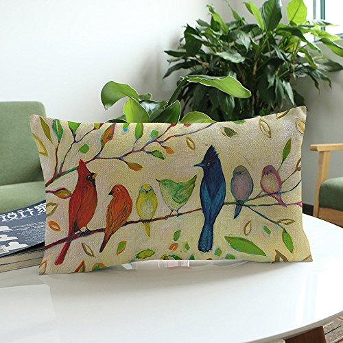 (AOJIAN Home Decor Printing Decorative Cushion Cover Pillow Protectors Bolster Pillow Case Pillowslip,Throw Pillow Covers)