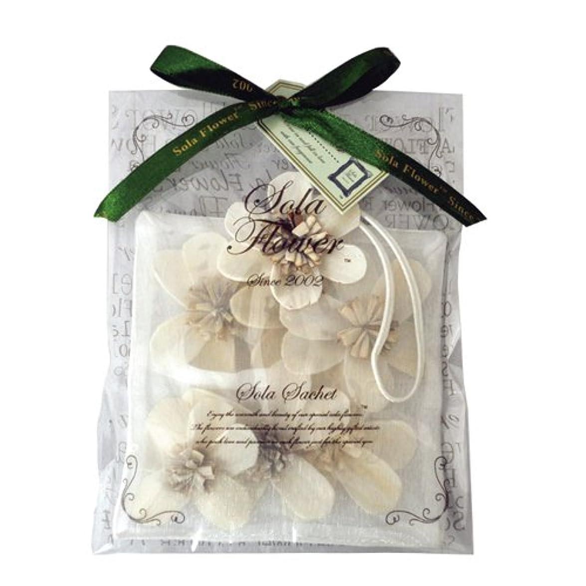 顧問配送署名new Sola Flower ソラフラワー サシェ Gentle Rose ジェントルローズ オーガンジーパッケージ Sachet