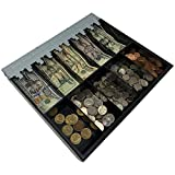 Certus Global Cash Drawer Insert Tray 5 Bills/5 Coin Compartments