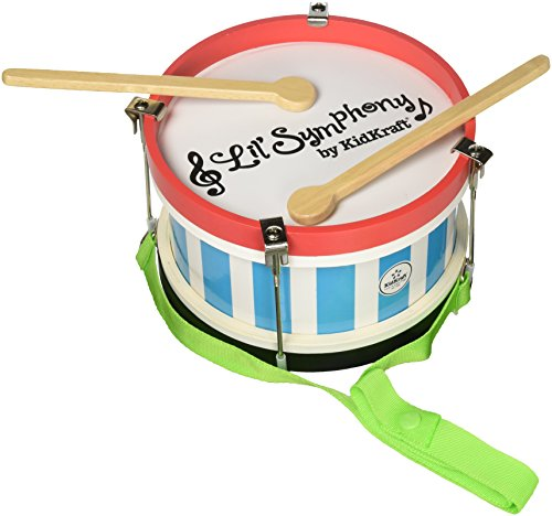 KidKraft Lil Symphony Wooden Drum Toy