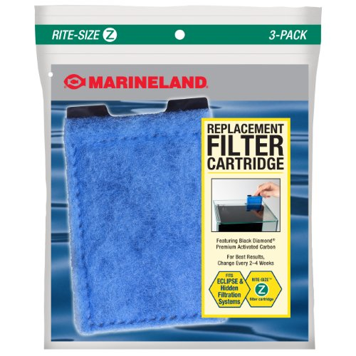 Marineland Rite-Size Cartridge Z, 3-Pack from MarineLand