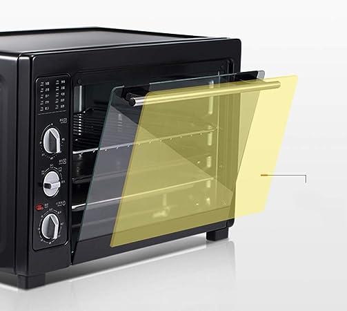 Pojrhfy Cocina Mini Horno - Máquina eléctrica para Hornear Horno multifunción de Horno eléctrico 38 L Mini Horno de Gran Capacidad Hornos de Cocina: Amazon.es