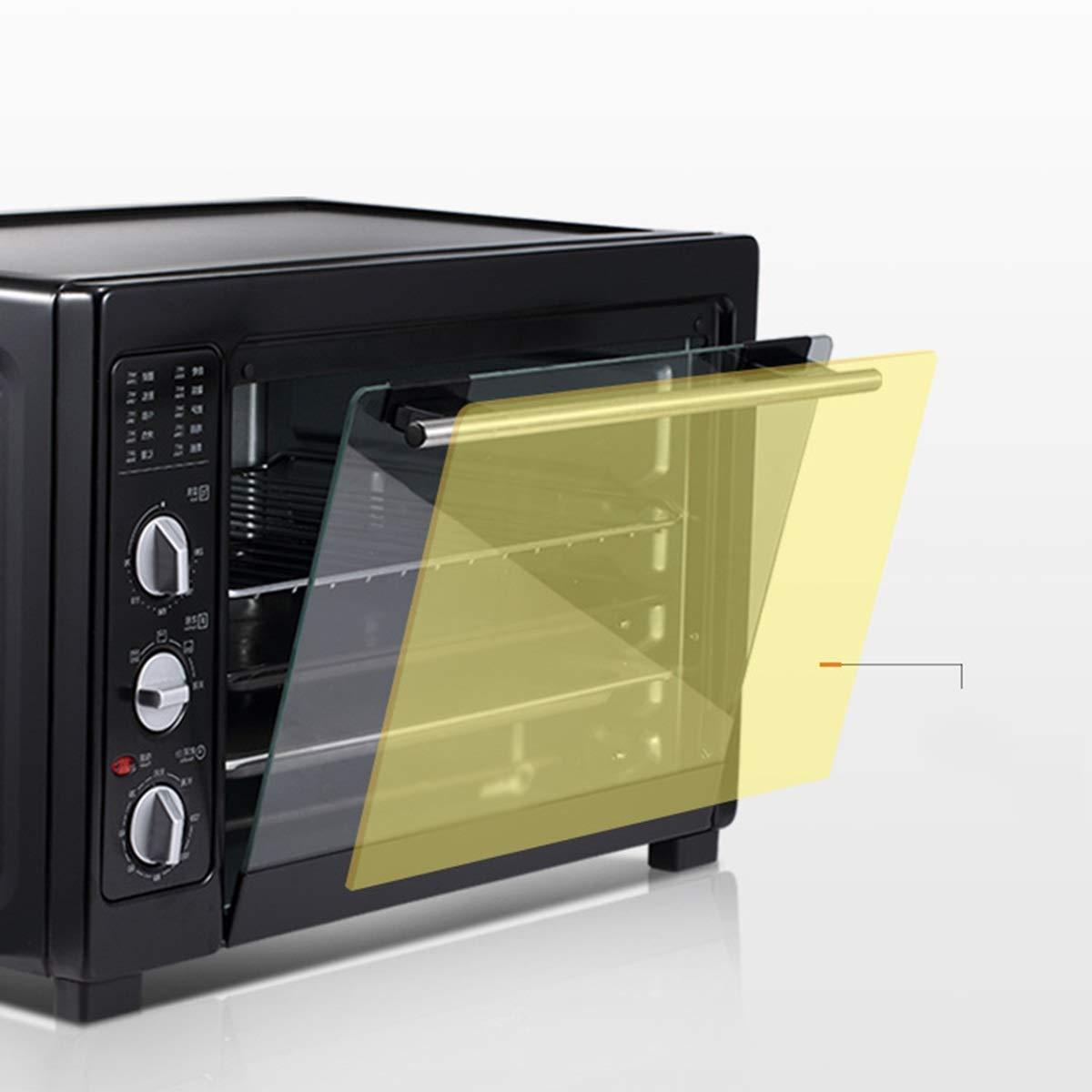 THOR-YAN ミニオーブン - 電気オーブン家庭用多機能オーブンベーキングマシン38 L大容量ミニオーブン -46 オーブン   B07NWYHH6D