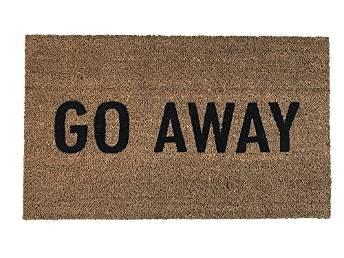 Go Away Door Mat - 7