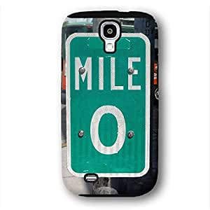 Key West Florida Route 1 One Mile 0 Zero Samsung Galaxy S4 Armor Phone Case
