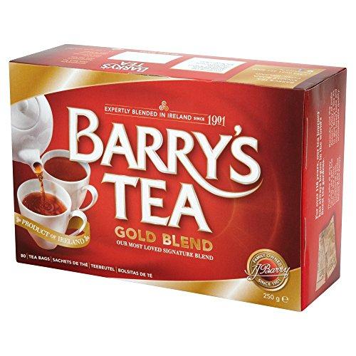 Barry's Tea Gold Blend Tea Bags from Barry's Tea