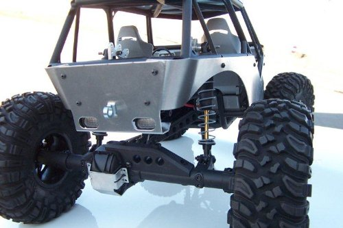 Aluminum Axial Wraith Body Panel Kit Buy Online In Uae