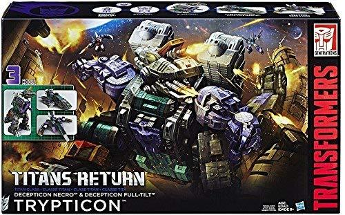 TF Titans Return Decepticon Necro Trypticon
