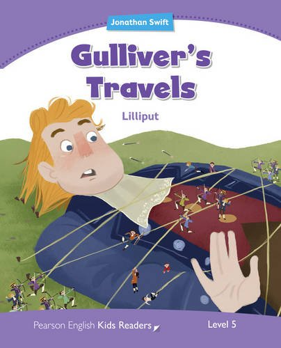 Level 5: Gulliver's Travels (Pearson English Kids Readers) PDF