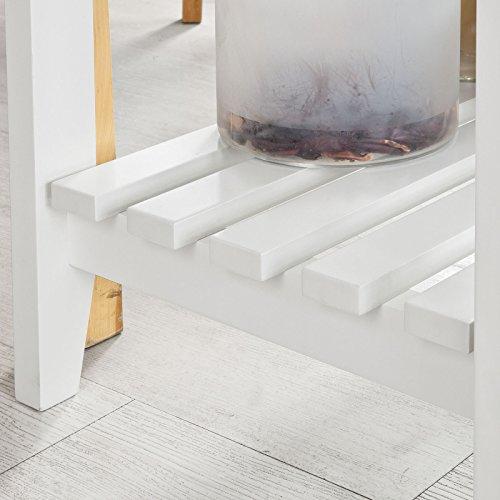 SoBuy® Konsolentisch,Flurschrank, Sideboard, Beistelltisch