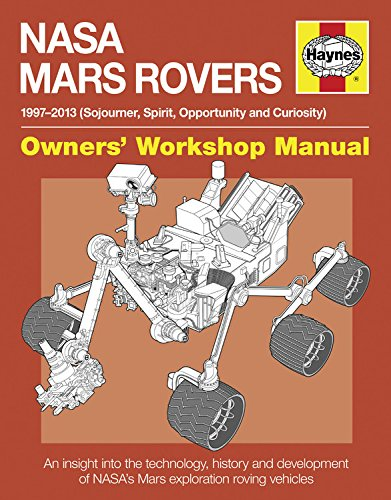 NASA Mars Rovers Manual: 1997-2013 (Sojourner; Spirit; Opportunity and  Curiosity) (Owners' Workshop Manual)