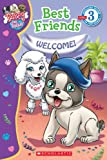img - for Puppy in My Pocket: Best Friends (Scholastic Readers) book / textbook / text book