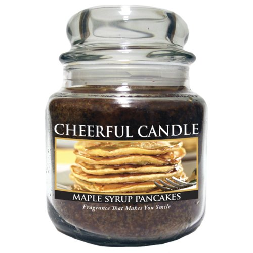 Cheerful Giver Pancakes Candle 24 Ounce