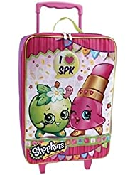 Shopkins Carry-On Luggage/Rolling Backpack-7345