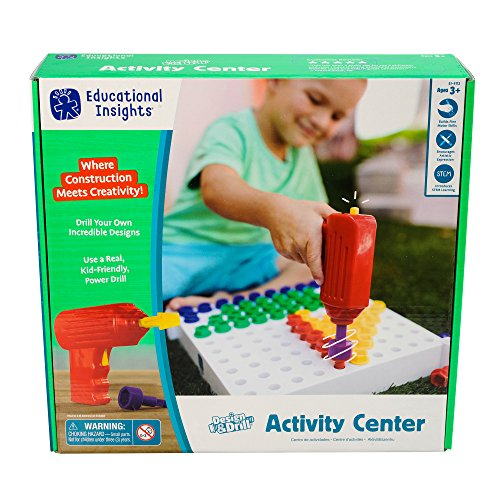 Educational Insights Design & Drill Activity Center