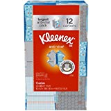 Kimberly-Clark Professional Kleenex Anti-Viral Facial Tissue Cube (Pack of 24)