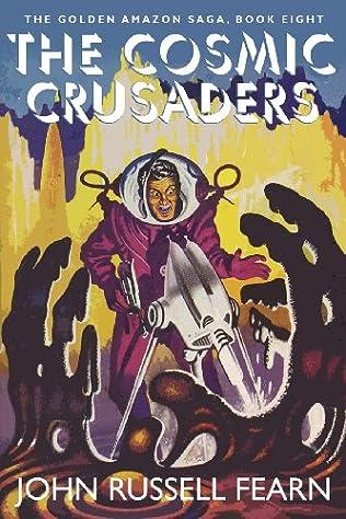 book cover of The Cosmic Crusaders
