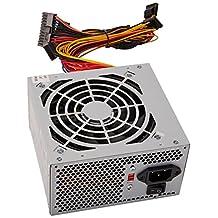 Coolmax I-500 500W SLI AMD64/XEON Power Supply with 1x 120mm Low Noise Cooling Fan