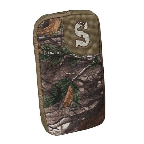 Summit Treestands Summit Phone Pouch | Pro Harness Accessory | Holds Large Phonesup to iPhone 6+ Size by Summit Treestands