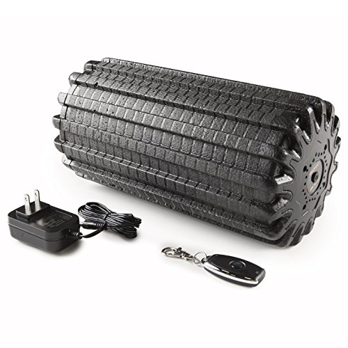 - Bionic Body Rechargeable Vibrating Recovery Foam Roller Massager BBVYP