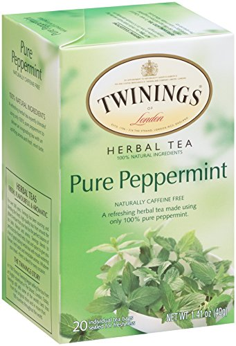 Twinings Pure Peppermint Herbal Tea, 1.41