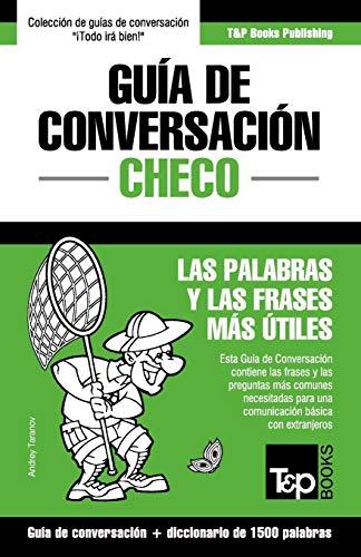 Libro : Guía de Conversación Español-Checo y diccionar...