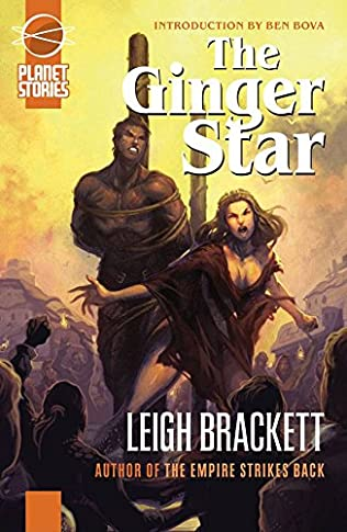 book cover of The Ginger Star