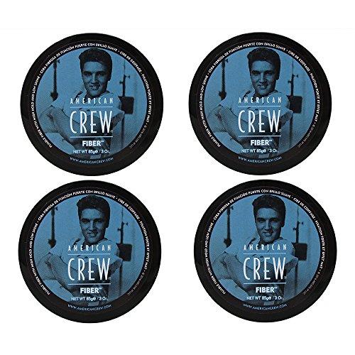 American Crew Fiber (Pack of 4) – 3oz each