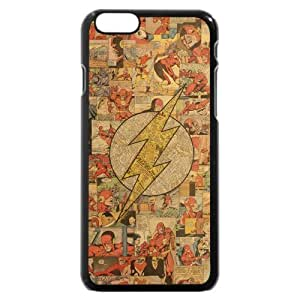 "UniqueBox The Flash Custom Phone Case for iPhone 6 4.7"", DC comics The Flash Customized iPhone 6 4.7 hjbrhga1544"