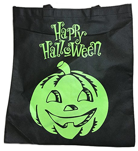 Glow-in-The-Dark Halloween Totes ~ 17