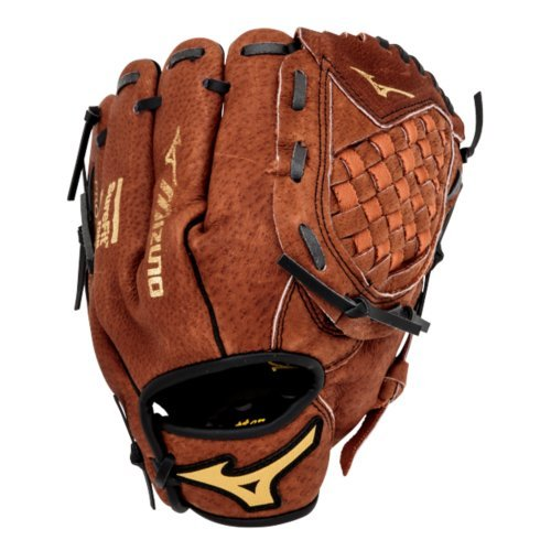 Mizuno GPP1000Y1 Youth Prospect Ball Glove, 10-Inch, Right Hand Throw - Mizuno Prospect Youth Glove