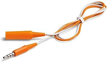 Bose® Cable alargador para auriculares deportivos SIE2 (naranja ...