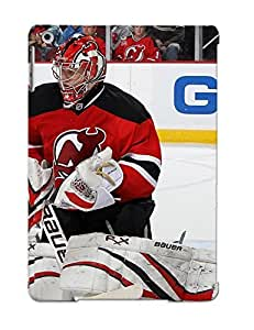 Storydnrmue Durable Defender Case For Ipad Air Tpu Cover(new Jersey Devils Nhl Hockey 93) Best Gift Choice