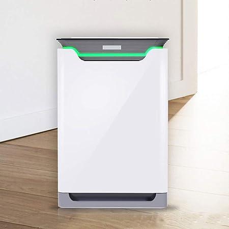 BJYXSZD Purificador de Aire HEPA Filtro, Filtro de Aire portátil para el hogar Filtros de carbón Activado del Filtro de Aire ionizador de Aire ambientador para el hogar Dormitorio, Polen,White: Amazon.es: Hogar