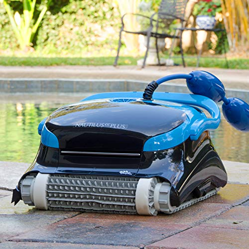 Dolphin Nautilus CC Plus Robotic Pool Cleaner Under $700