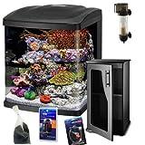 Coralife NEW STYLE Size 16 LED BioCube Aquarium REEF PACKAGE